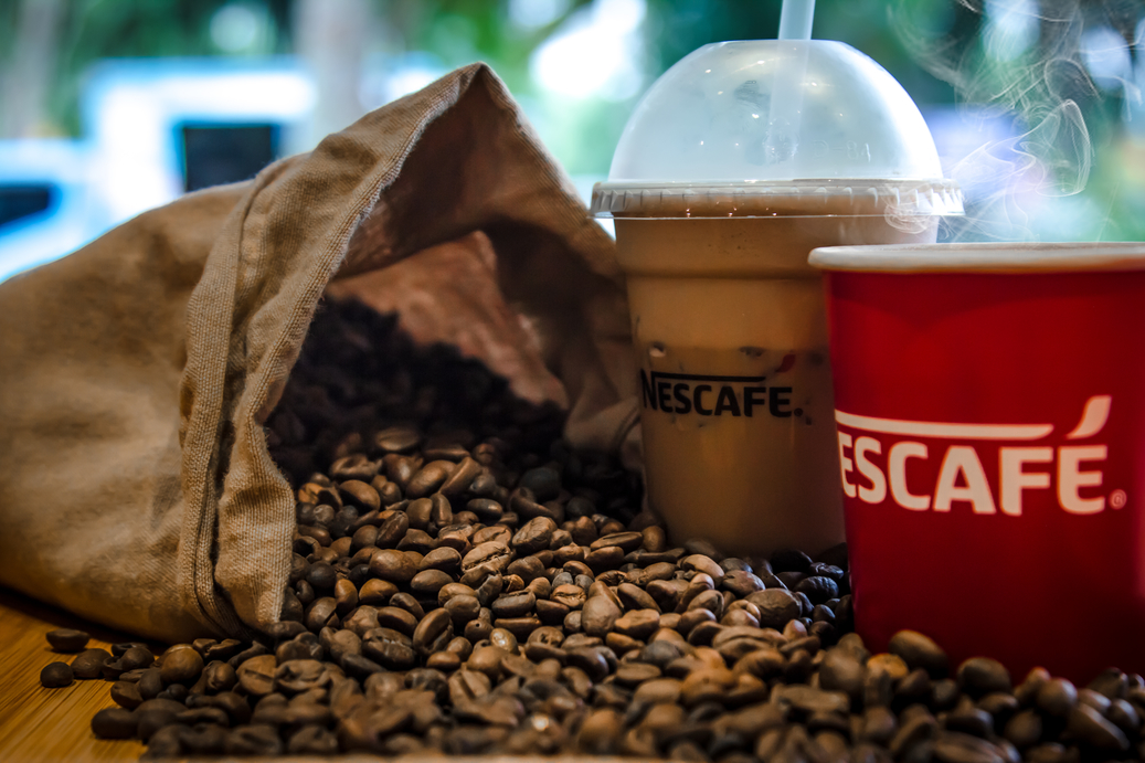 It all starts with Nescafe@UTM !!!